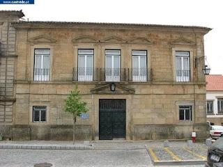 BUILDING / (1) Casas Antigas, Praça D. Pedro V, Castelo de Vide, Portugal