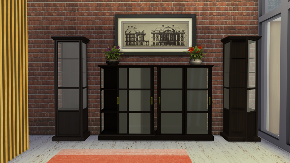 my sims 4 blog ikea malsj cabinets by minc78