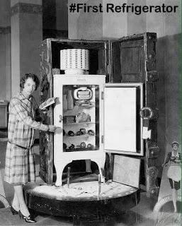 First Refrigerator