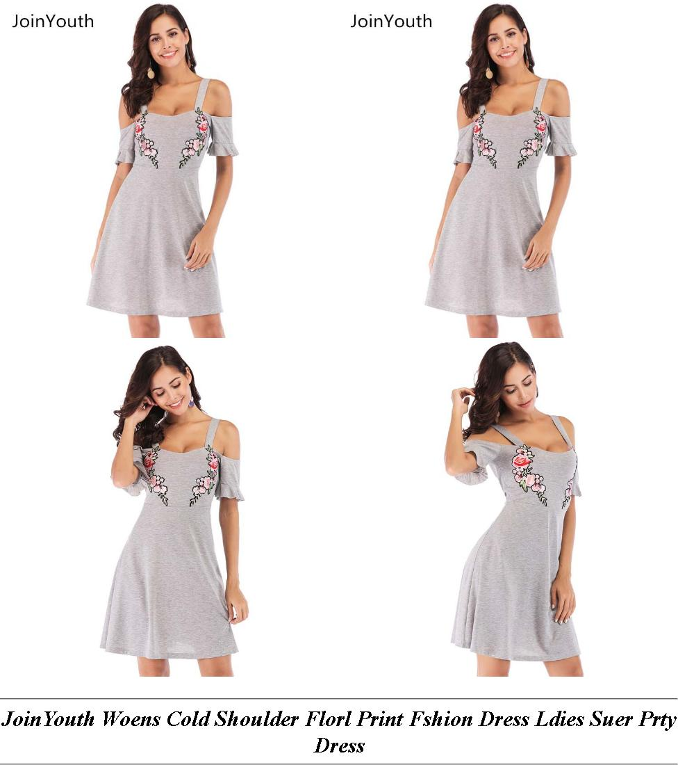 Dresses Online - End Of Summer Sale - White Dress - Cheap Branded Clothes
