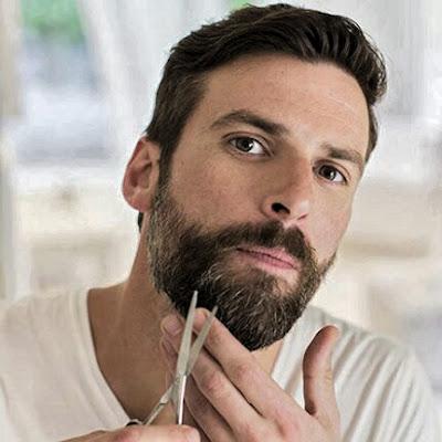 6. Keep your hair and beard well cut