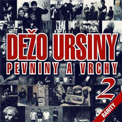 Dežo Ursiny – Pevniny A Vrchy 2 (Rarity)