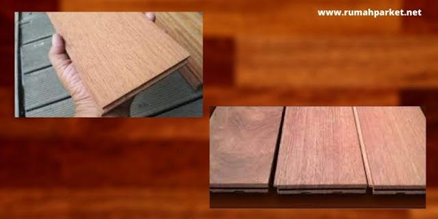 Flooring Kayu Merbau Jumbo