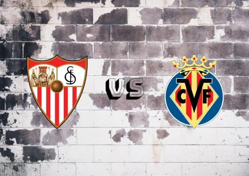 Sevilla vs Villarreal  Resumen