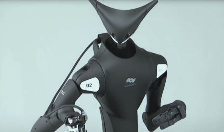 This sophisticated Japanese-made robot is estimated to change the world