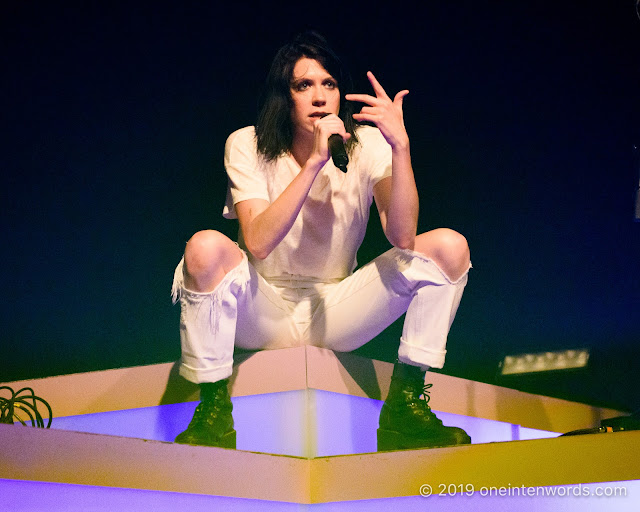 K.Flay at The Phoenix Concert Theatre on September 22, 2019 Photo by John Ordean at One In Ten Words oneintenwords.com toronto indie alternative live music blog concert photography pictures photos nikon d750 camera yyz photographer