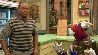 Chris, Telly, Sesame Street Episode 4406 Help O Bots, Help-O-Bots season 44