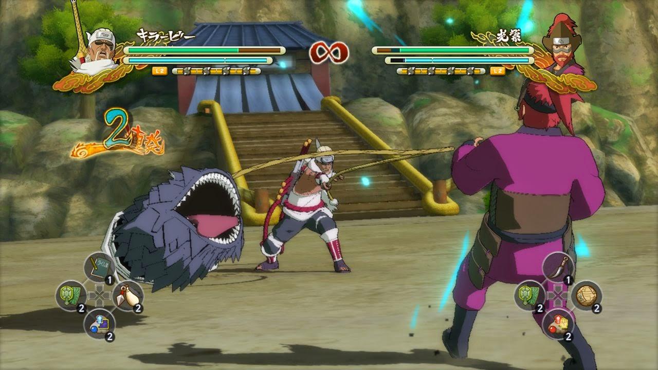 Download Game Naruto Shippuden Ultimate Ninja 5 Pc Rip