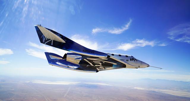 شركة فيرجن جالاكتيك تكشف عن طائرة أسرع من الصوت للرحلات التجارية-موقع عناكب الاخباري