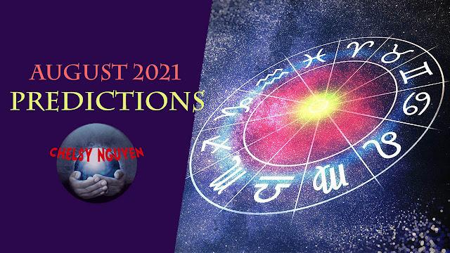 august 2021 predictions, dự đoán tháng 8 năm 2021