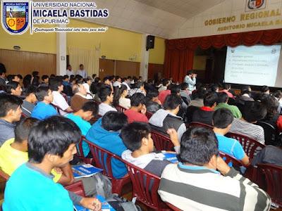 SUNEDU respalda a estudiantes de la Universidad NAcional Micaela Bastidas de Apurímac UNAMBA