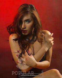 Foto hot Elsatya Marscelia