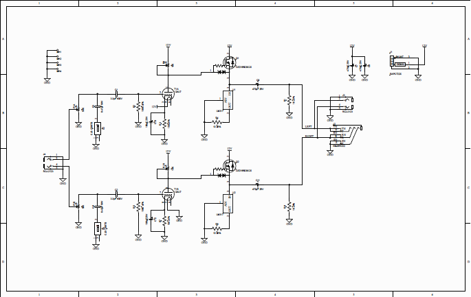 Do Electronics Yourself: Simple class A audio amplifier using vacuum