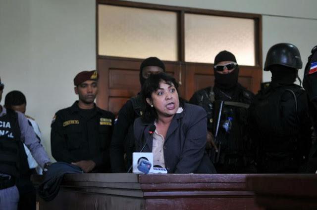 Marlin Martínez busca salir hoy de prisión por el caso Emely Peguero