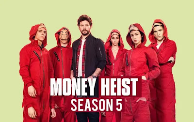 Money Heist Season 5 Is Said To Be In The Productions, Hinted By Creator Alex Pina