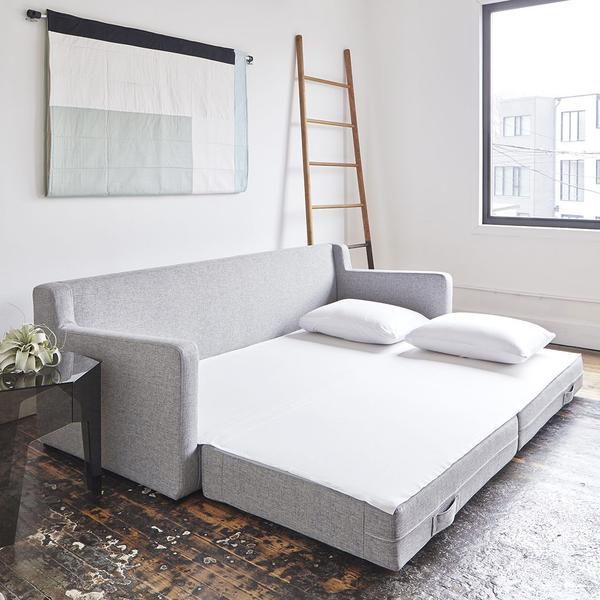 menghilangkan bau pada sofa bed kesayangan