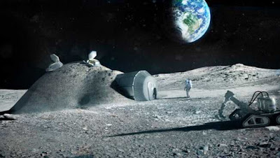 Manned Mission To The Moon