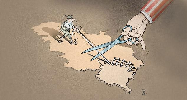 #Kosovo #Metohija #Srbija #Separatisti #Volfgang #Petrič