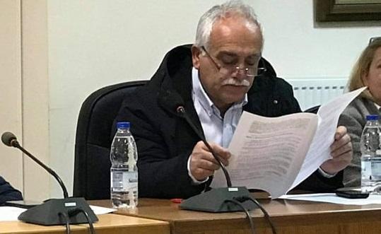 Απάντηση Φώτη Σχινά στον πρόεδρο των Σχολικών Επιτροπών Δήμου Επιδαύρου