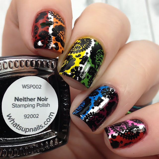 What's Up Nails-Neither Noir