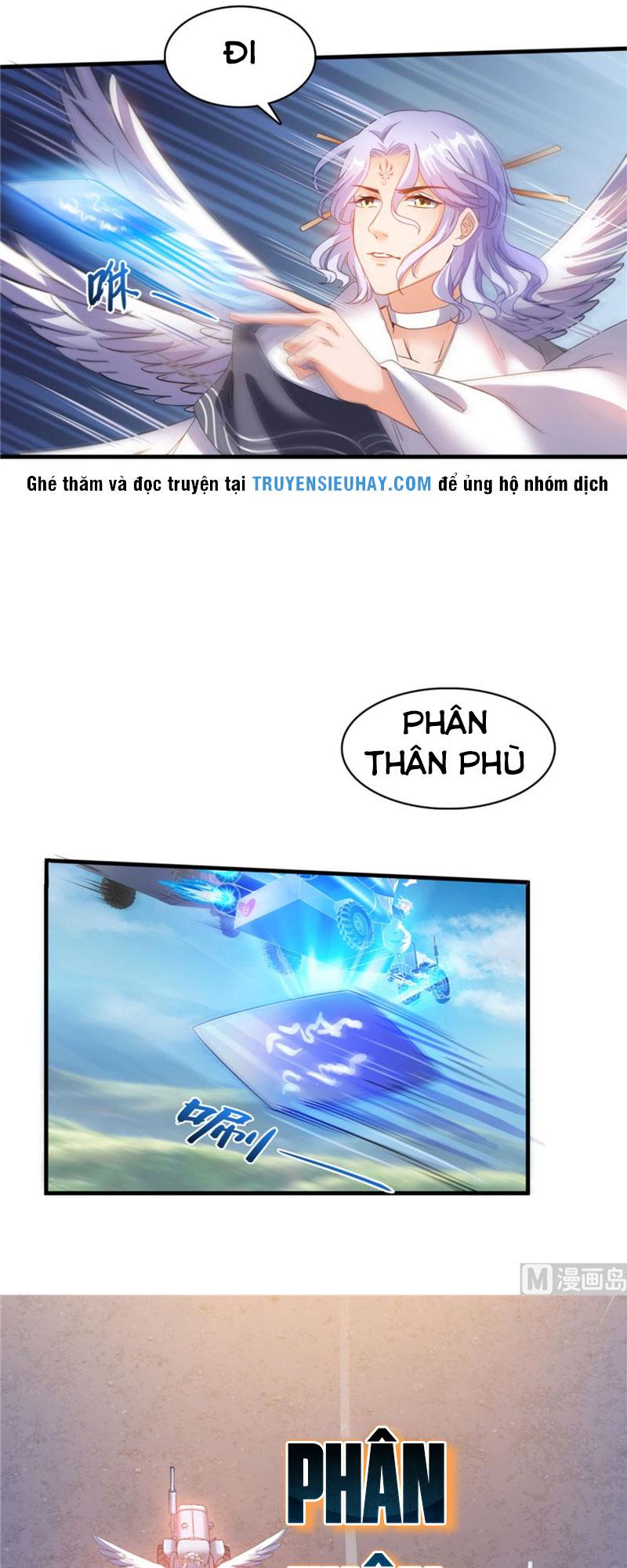 Tu Chân Nói Chuyện Phiếm Quần chap 253 - Trang 10