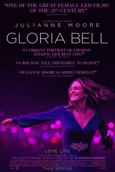 Capa Gloria Bell – Bluray 720p e 1080p Dual Áudio (2019) Torrent
