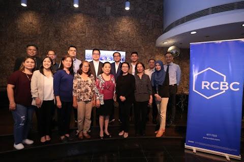 RCBC DiskarTech financial inclusion accelerator program