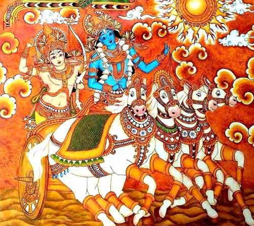 Bhagavad Gita Questions And Answers