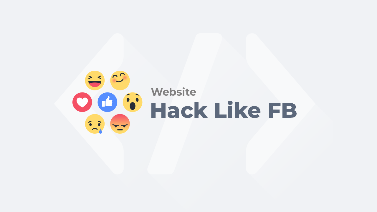 Những trang web hack like Facebook miễn phí 2021