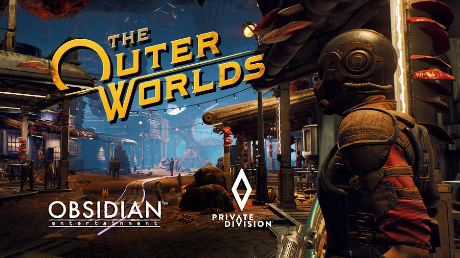 the outer worlds dlc release 2020 pc egs ps4 xbox one nintendo switch obsidian entertainment private division