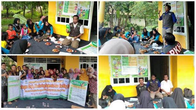 Program Keluarga Harapan (PKH) Kemensos Republik Indonesia Tekankan Pentingnya Pengelolaan Keuangan Keluarga