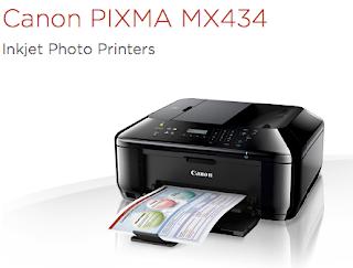 Canon PIXMA MX434 Driver Downloads