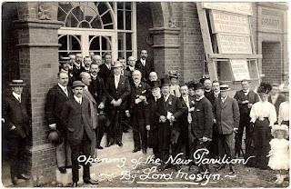 1908 Rhyl Pavilion opening day Lord Mostyn