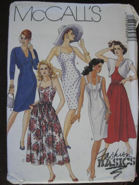 ef5137ae17d http   uk.ebid.net for-sale 023795539357-1990-s-mccalls-pattern-5393-ladies-dresses-jacket-sash- size-14-uncut-101995941.htm