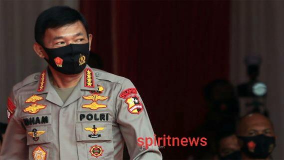 Kapolri Jenderal Idham Azis, Tegas Melalui Maklumat Terbaru