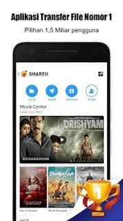 Download SHAREit 4.8.2 Mod