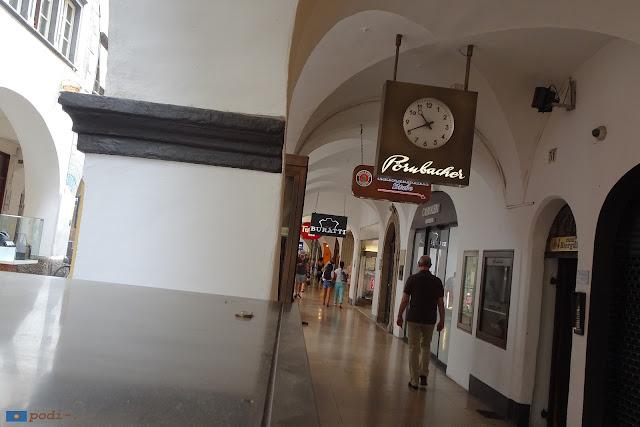 Porubacher, via portici a Bozen - Bolzano, Trentino