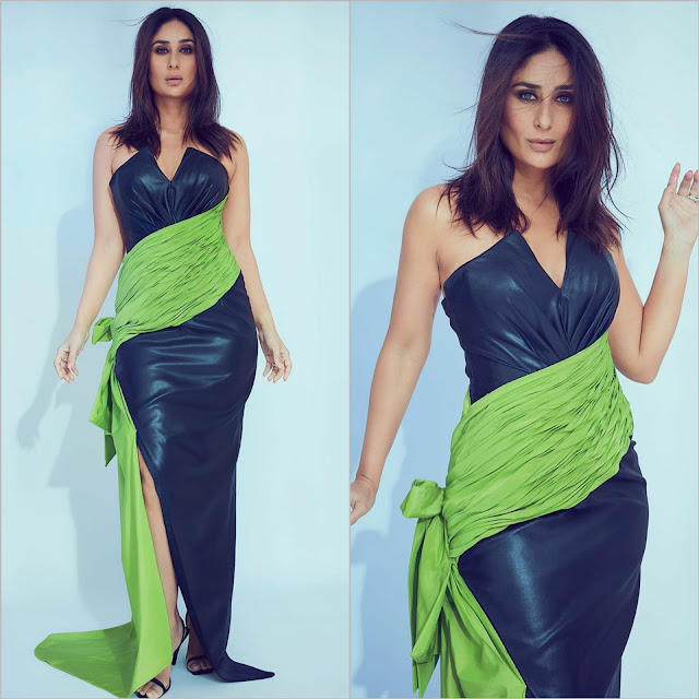Kareena Kapoor in Ziad Germanos