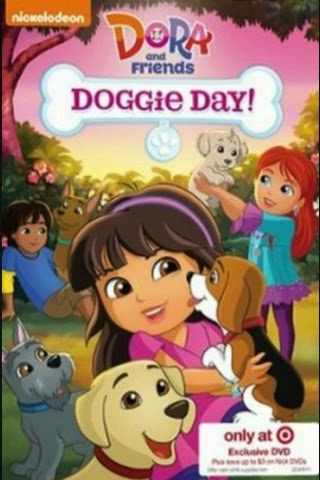 Dora & Friends: Doggie Day [2015] [DVDR] [NTSC] [Latino]