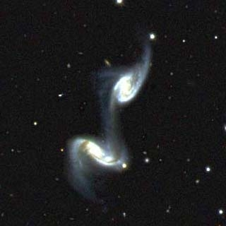 Pergeseran galaksi