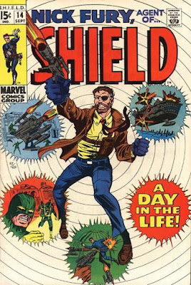 Agent of SHIELD #14