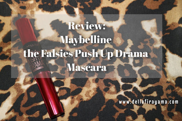 Maybelline The Falsies Push Up Drama Mascara