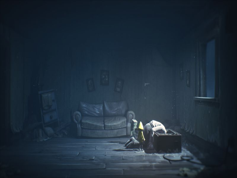 Little Nightmares 2 Highly Compressed Free Download