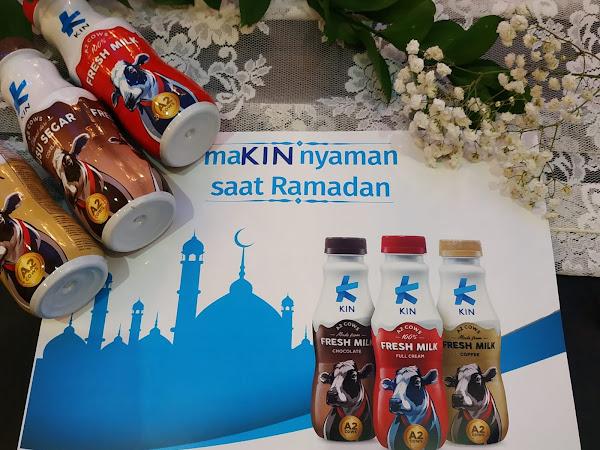Pencernaan MaKIN Nyaman Saat Puasa Ramadan dengan Konsumsi Susu Dari Sapi A2