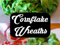 Yummy Christmas Cornflake Wreaths Recipe