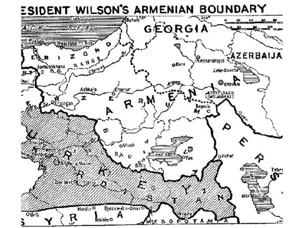 Νίκος Λυγερός - Η Δυτική Αρμενία υπογράφει το Δίκαιο της Θάλασσας.