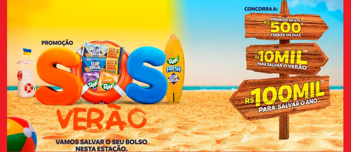 Participar Promoção SOS Verão 2021 Tang Club Social e Fresh - Cadastrar, Prêmios e Ganhadores