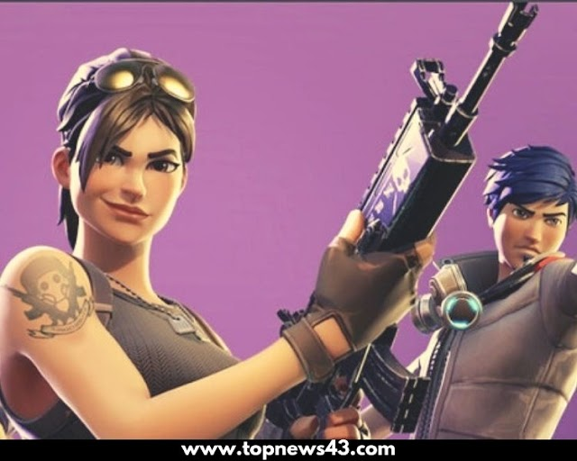 Fortnite Epic Games Out Of the Apple And Google App stores