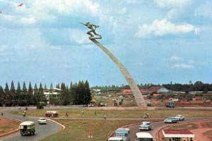 Sejarah Patung Pancoran Jakarta