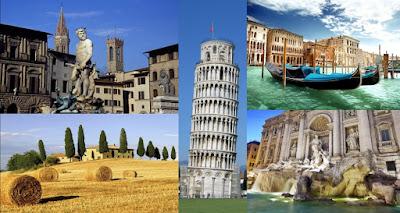Notizie sul mondo dei viaggi in Italia